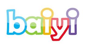 百艺庆典网站Logo